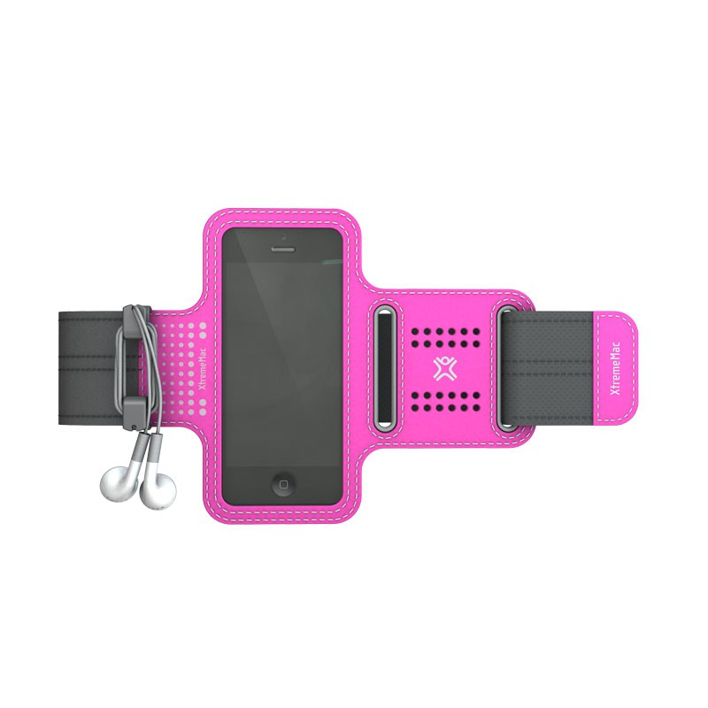 XtremeMac - Sportwrap iPhone 5 (Pink) 04