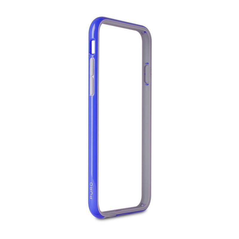 Puro Bumper Case iPhone 6 Blue - 6