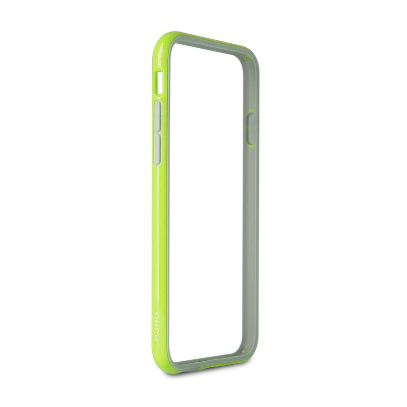 Puro Bumper Case iPhone 6 Green - 6