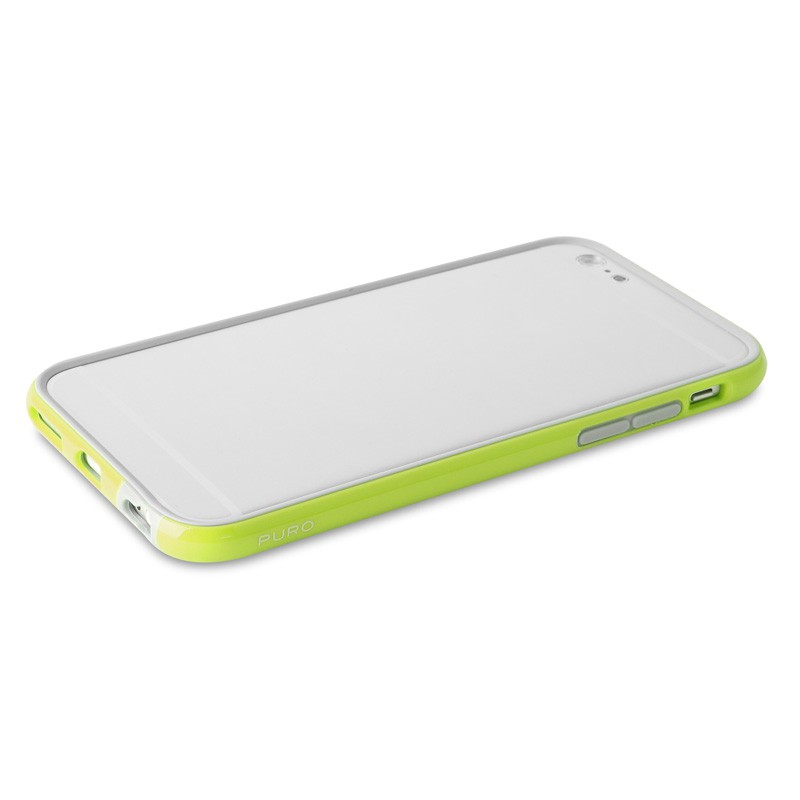 Puro Bumper Case iPhone 6 Green - 7