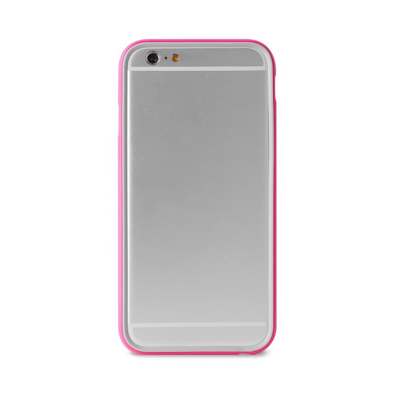 Puro Bumper Case iPhone 6 Plus Pink - 2