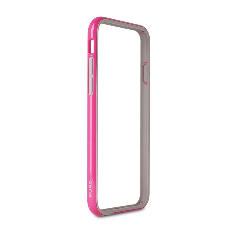 Puro Bumper Case iPhone 6 Plus Pink - 6