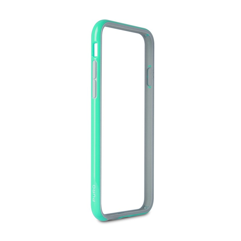 Puro Bumper Case iPhone 6 Turqoise - 6
