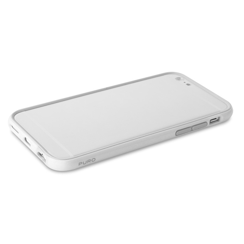 Puro Bumper Case iPhone 6 Plus White - 7