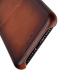 Melkco Elite series Snap Back Pocket iPhone X Xs bruin 02