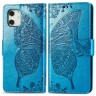 Mobiq - Premium Butterfly Wallet Hoesje iPhone 12 Pro Max 6.7 inch