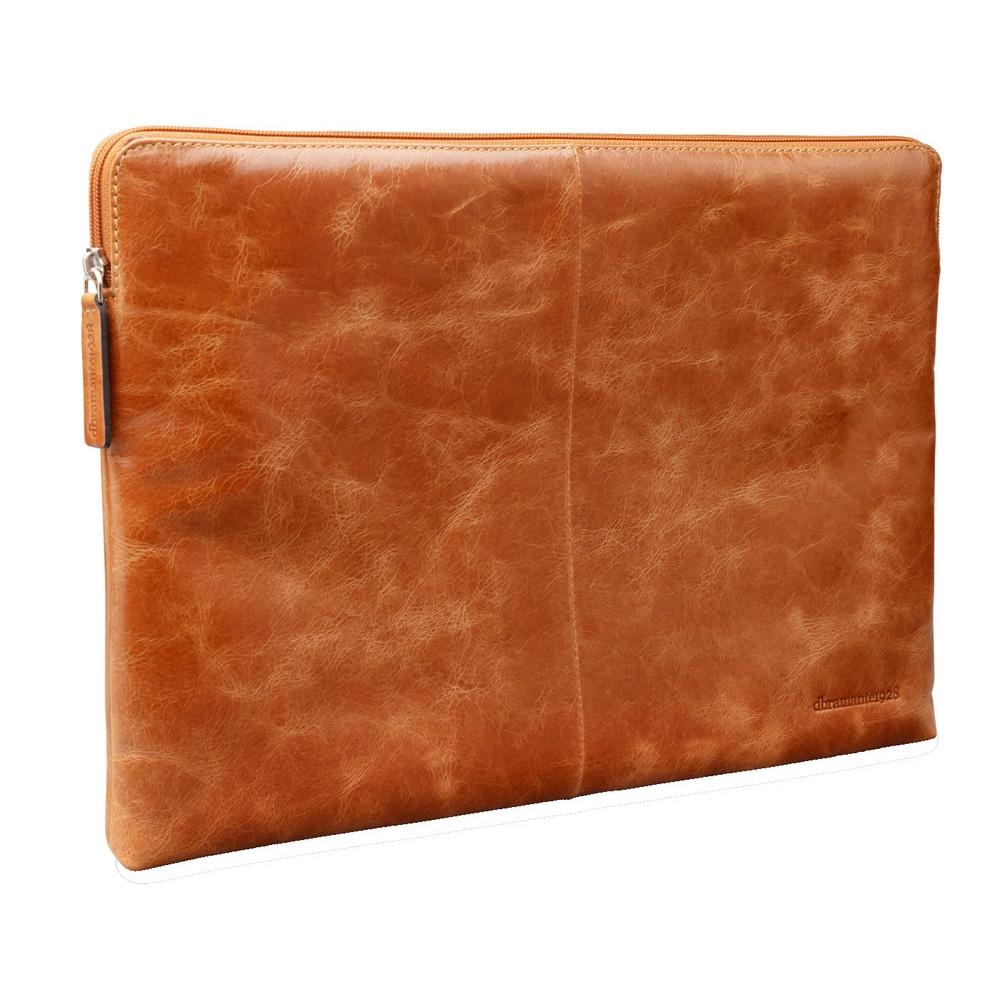 DBramante1928 Leather Case Skagen MacBook 13 Inch Tan