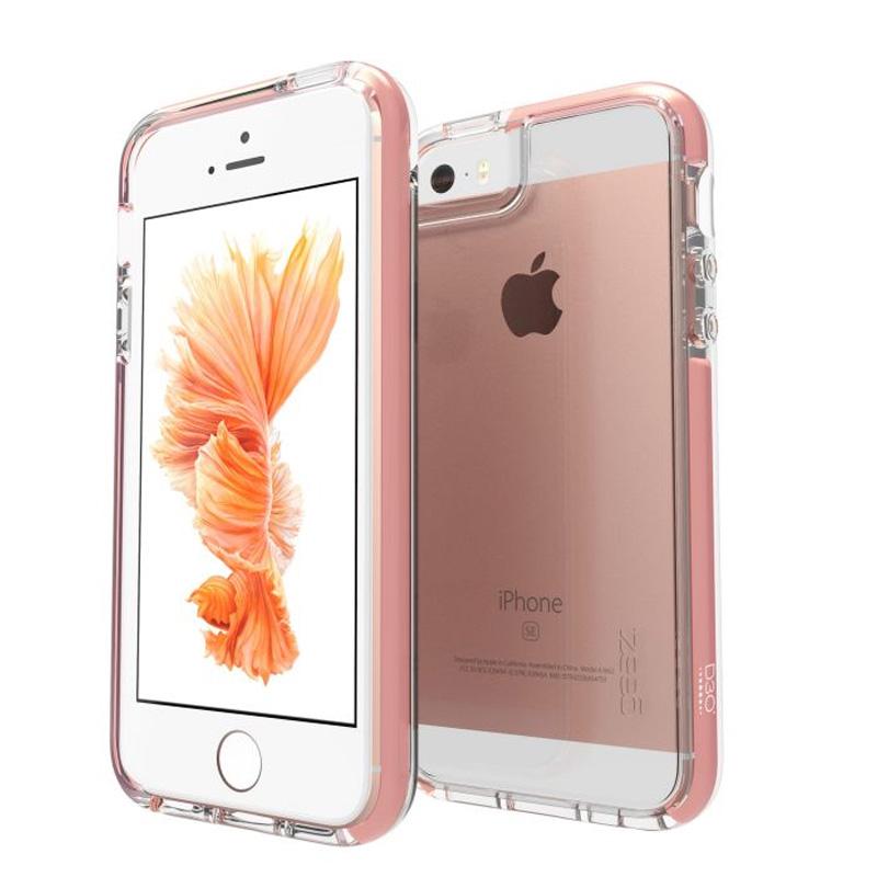 Gear4 IceBox Tone Apple iPhone 5-5S-SE Rose Gold