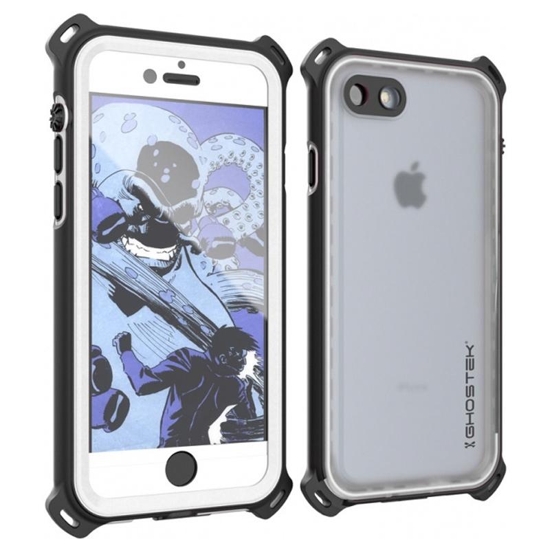 Ghostek Nautical Waterproof Case Apple iPhone 7 White Ghostek