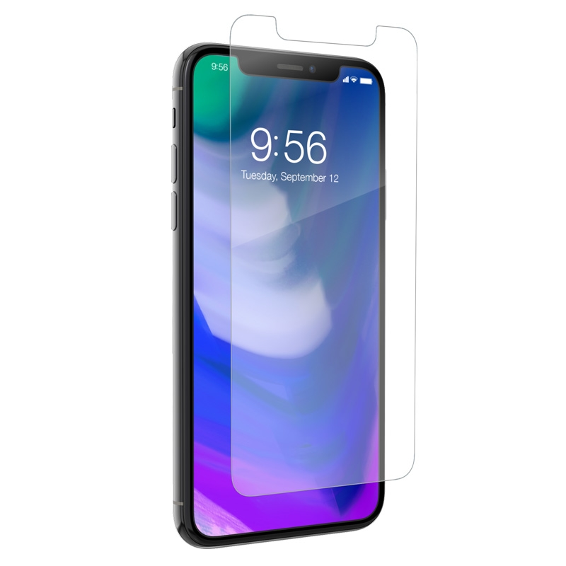 InvisibleShield HD Dry Full Body Apple iPhone X Screenprotector Plastic