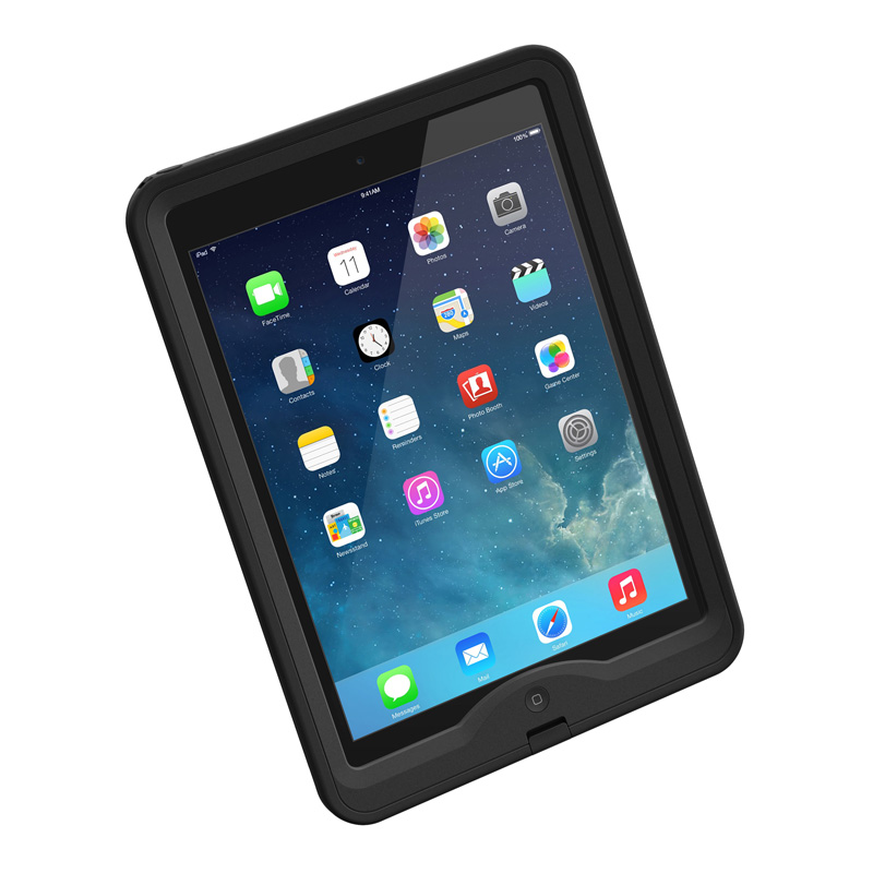LIFEPROOF IPAD AIR NUUD BLACK