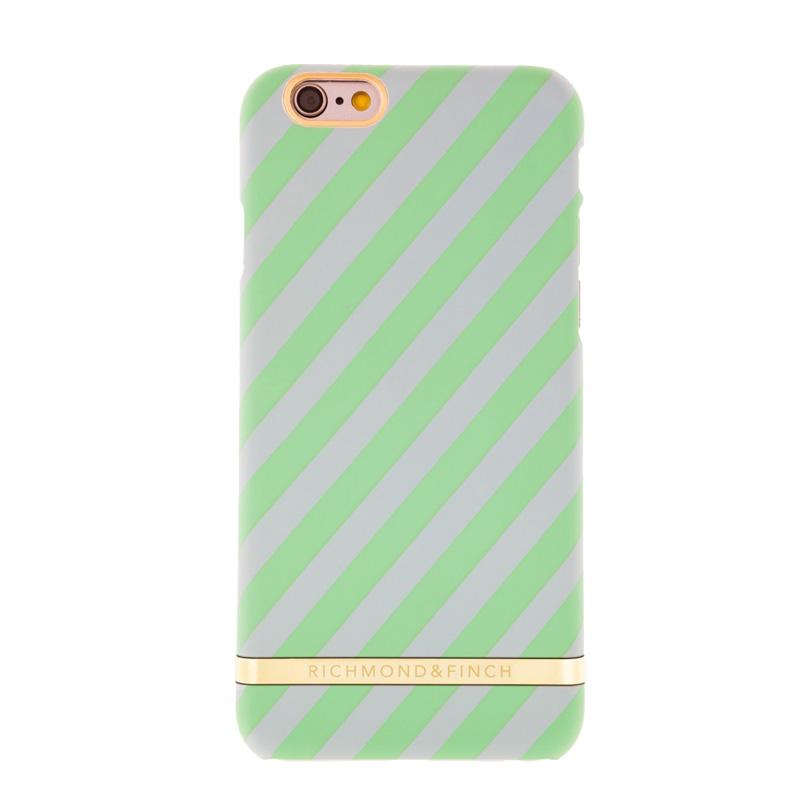Richmond & Finch Lollipop Satin Apple iPhone 6-6s Groen