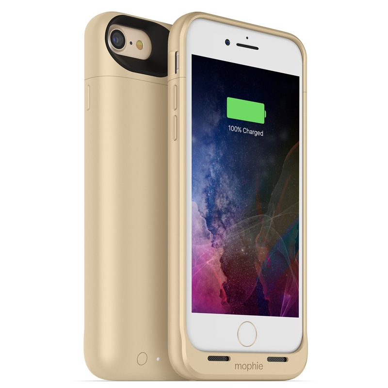 Juice Pack Air iPhone 7 Gold mophie