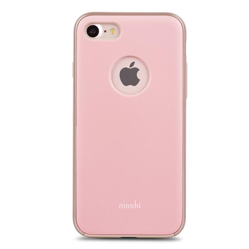 Moshi iGlaze pink iPhone 7