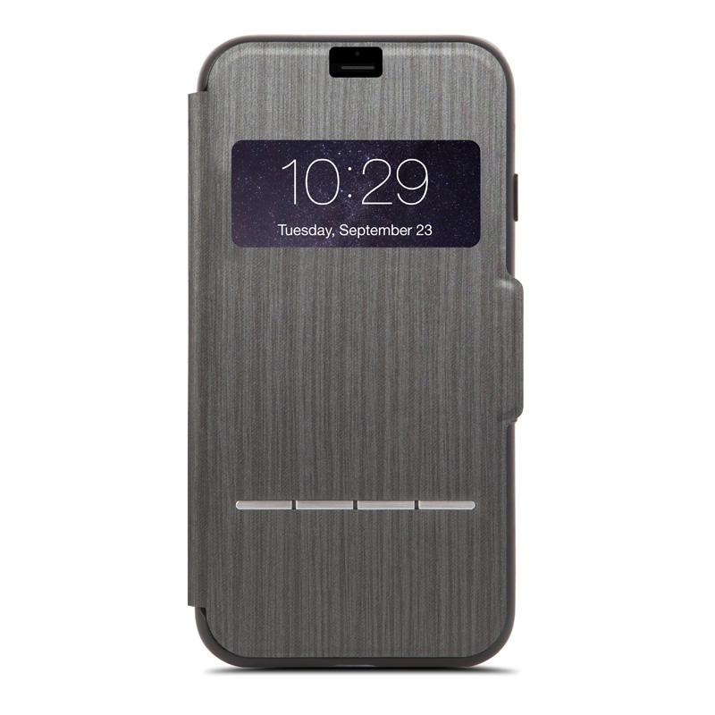 Moshi SenseCover Charcoal Black iPhone 7 Plus