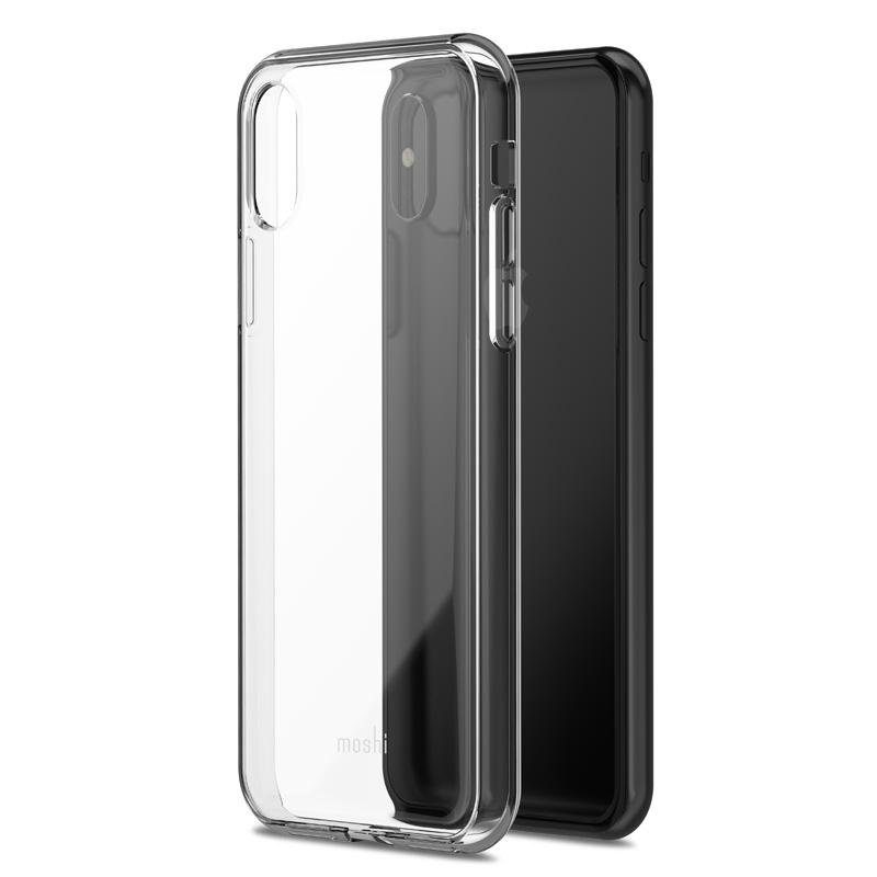 iPhone X Moshi Virtos Cover Doorzichtig
