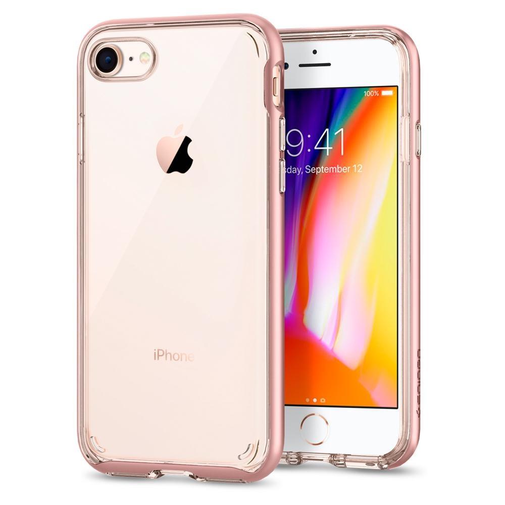 Spigen Neo Hybrid Crystal 2 iPhone 8-7 Hoesje