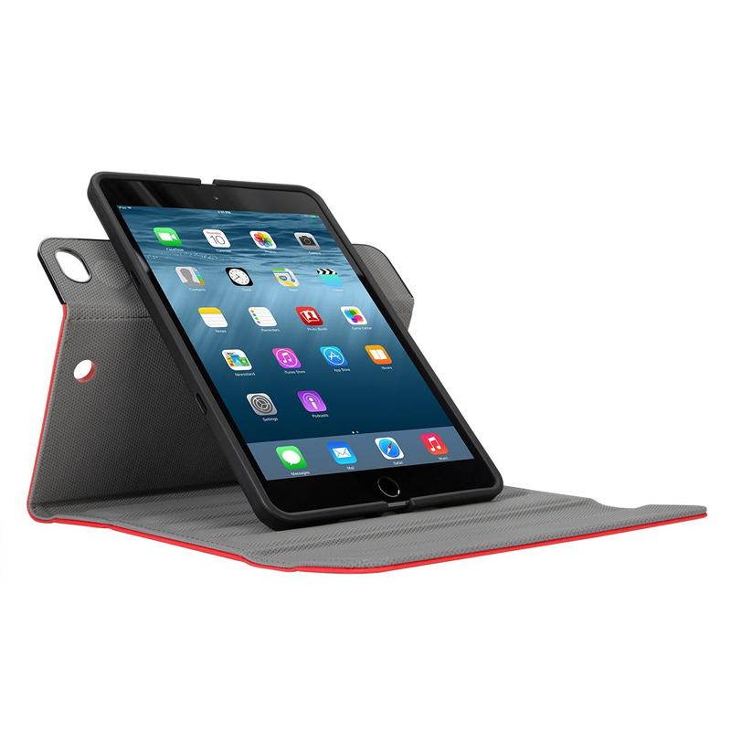 Targus Versavu 360 iPad Mini (Multi-Gen) Red (THZ59403GL)