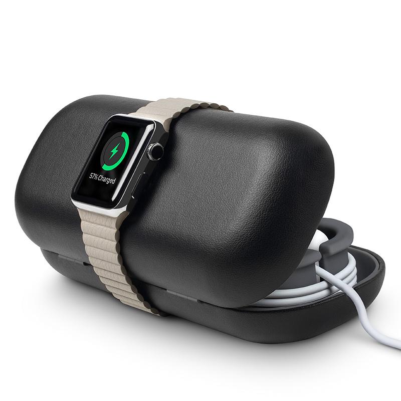 TwelveSouth Timeporter Travel Apple Watch Zwart