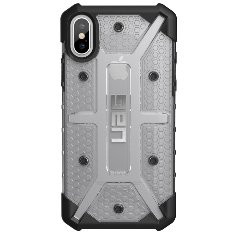 Transparante Plasma Case voor de iPhone X