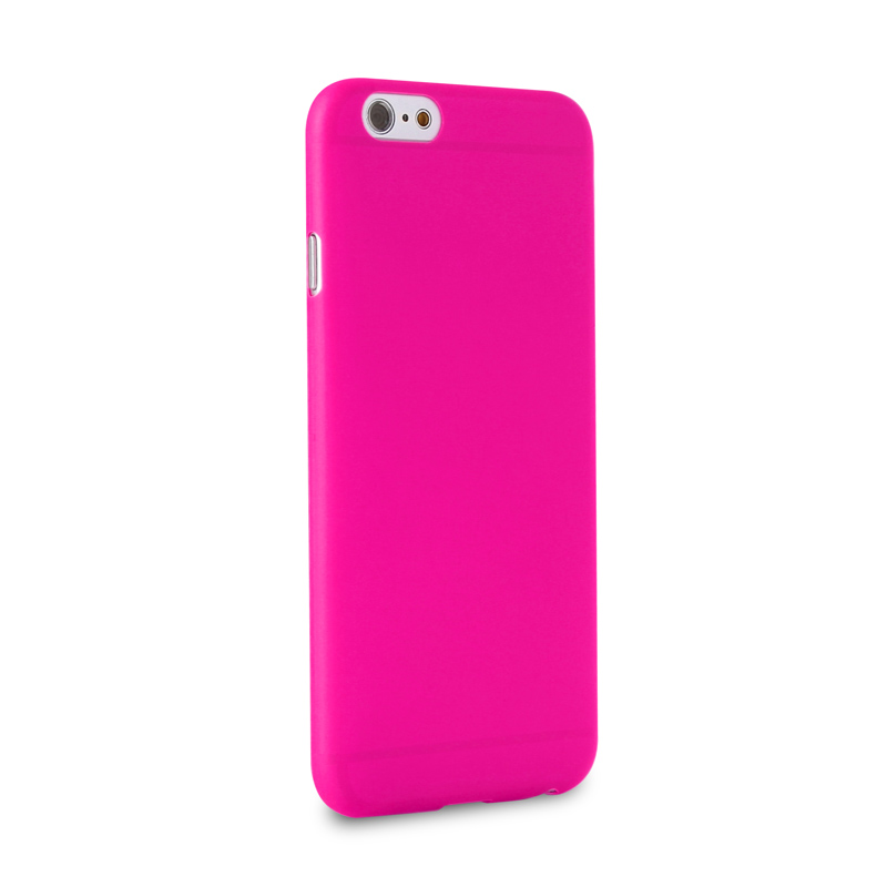 PURO Puro iPhone 6 UltraSlim 0.3 mm Cover With Screenprotector Pink (IPC64703PNK)