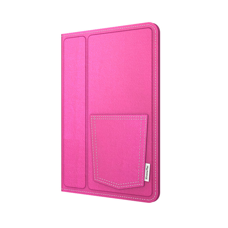 Sleeve Xtreme Mac voor iPad Mini denim roze