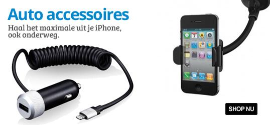 iPhone auto accessoires