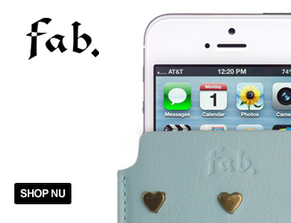 Fab iPhone covers en cases