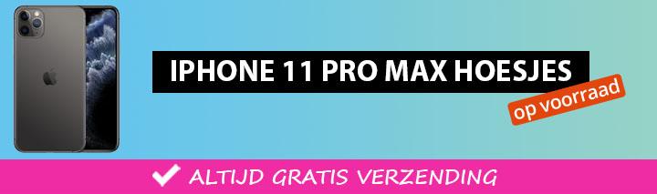 iPhone 11 Pro Max hoesjes van de beste merken