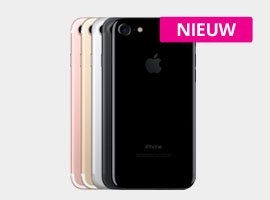 Apple iPhone 7 hoesjes van de allerbeste merken.
