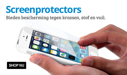 Screenprotectors voor iPhone