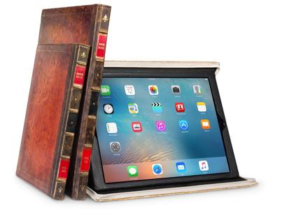 Ook voor diverse iPad modellen heeft Twelve South een BookBook ontwikkeld