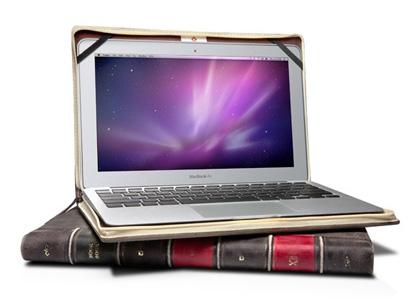 BookBook is ook zeer geschikt om je MacBook te beschermen