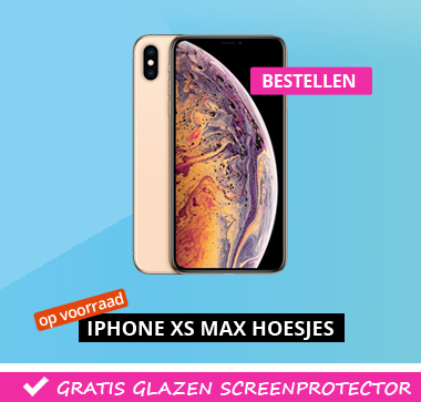 Alle iPhone XS MAX accessoires