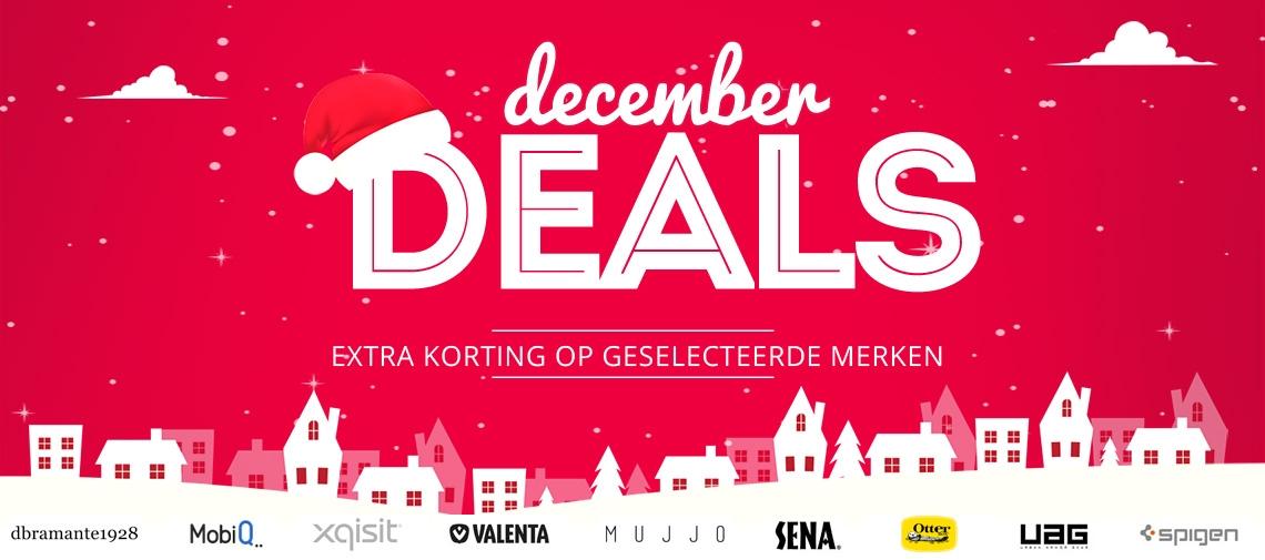 Bekijk hier onze december deals